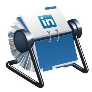 linkedin social network successo