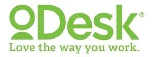 logo di odesk.com
