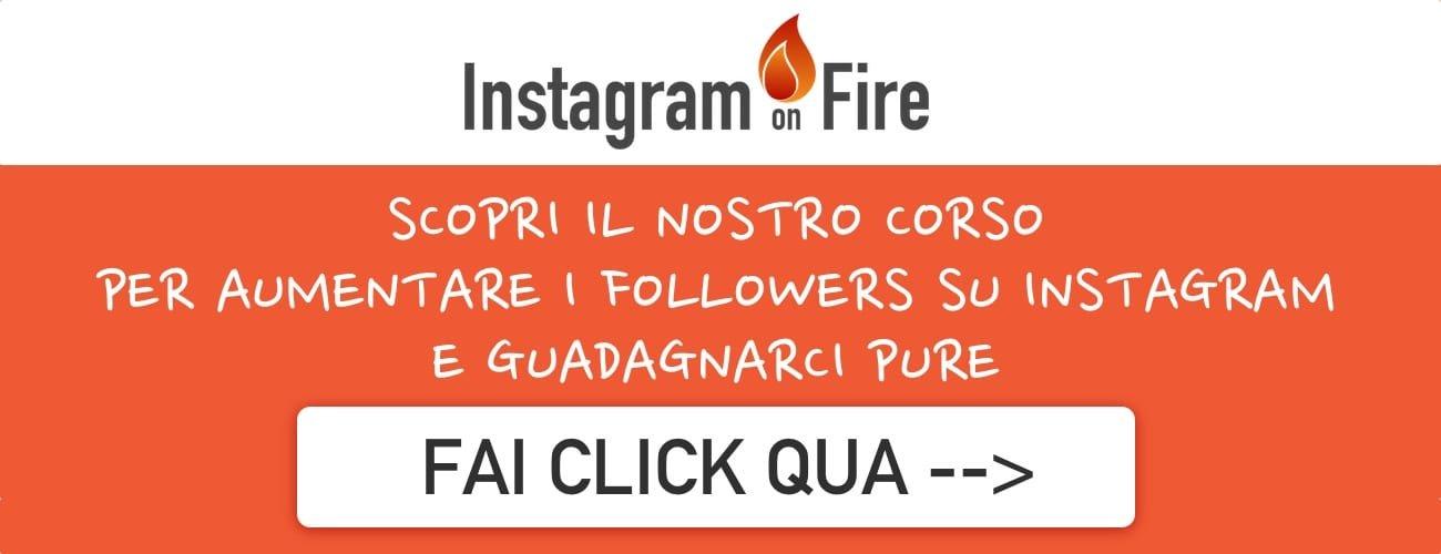 Le strategie per aumentare i followers su instagram e guadagnarci