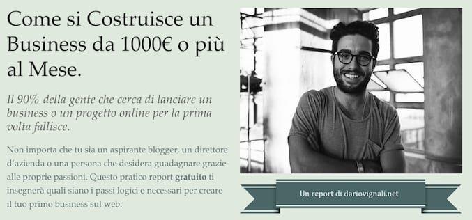 report di internet marketing