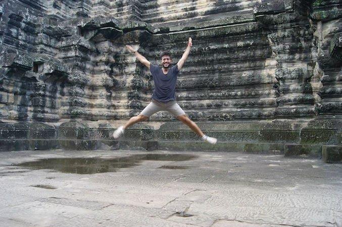 Angkor Watt, Cambogia