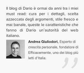 dario vignali testimonial di webmarketing