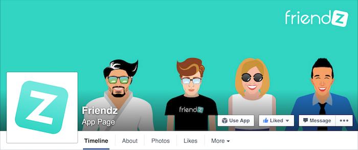 friendz startup