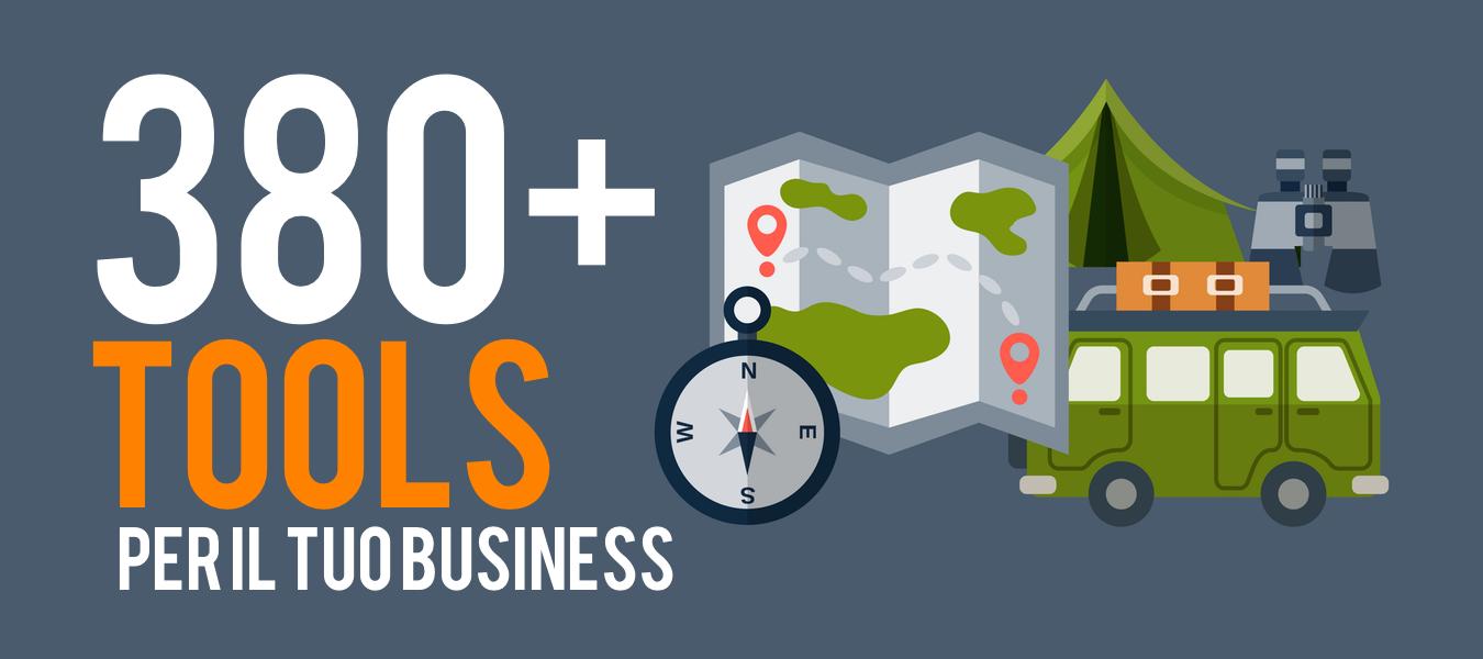 tools e risorse di web marketing e business