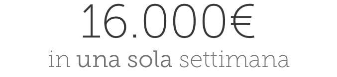 guadagnare sedicimila euro con una newsletter