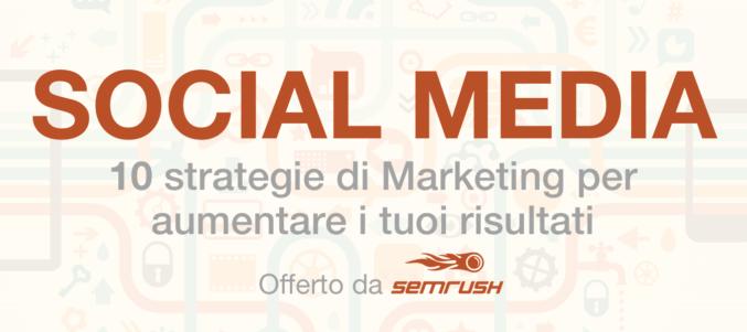 social media marketing aziendale