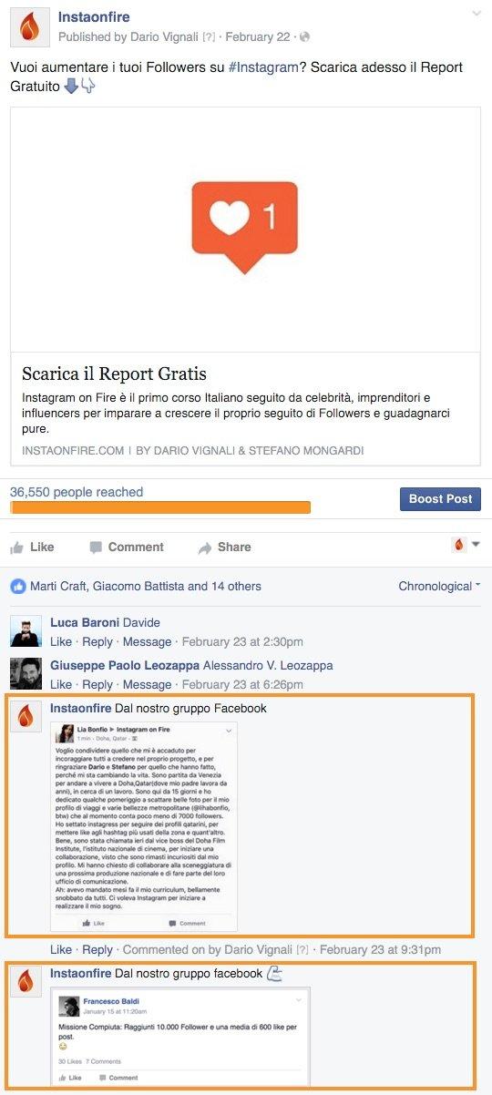 Facebook Ads per il proprio funnel