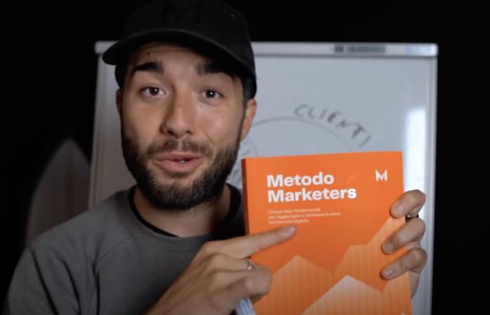 Dario Vignali metodo Marketers