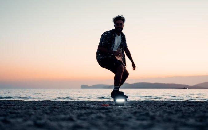skateboard per pensionati